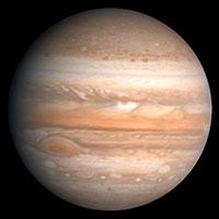 Стихи о планете Юпитер