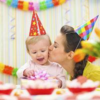 Детские поздравления с Днем рождения ребе