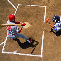 Стихи про бейсбол
