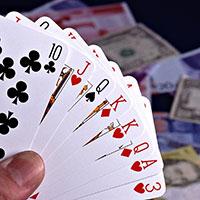 Стихи о игре в карты, карточной игре