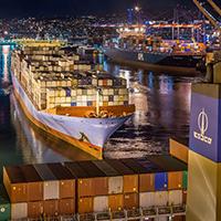 Стихи про морской порт