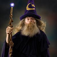 Стихи про волшебника