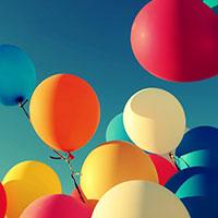 Стихи про воздушный шарик