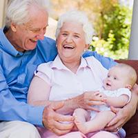Поздравления с Днем рождения внука бабушке и дедушке
