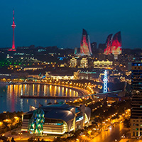 Стихи про Баку