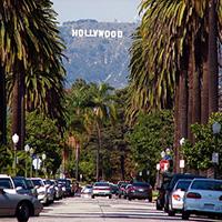 Стихи про Лос-Анджелес