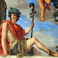 Стихи про бога Диониса