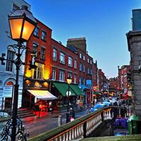 Стихи о Дублине