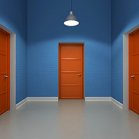 Стихи про дверь, двери