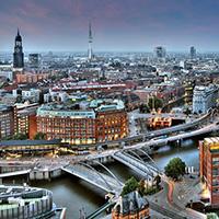 Стихи о Гамбурге
