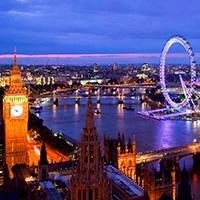Стихи о Лондоне