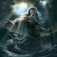 Стихи о боге Посейдоне