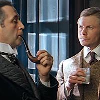 Стихи про Шерлока Холмса, доктора Ватсона