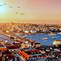 Стихи про Стамбул