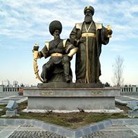 Стихи о Туркмении
