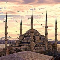 Стихи о Турции