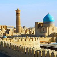 Стихи о Узбекистане
