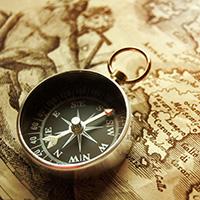 Стихи про компас