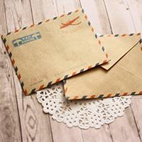 Стихи про конверт