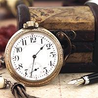 Стихи про часы