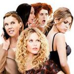 Пять типов женщин