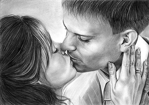 Поцелуй на свидании