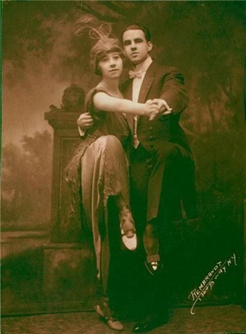 Фотография в ритме танго