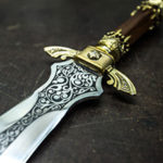 Стихи про меч