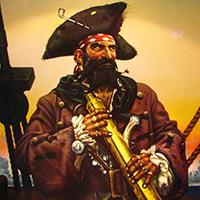 Стихи о пиратах