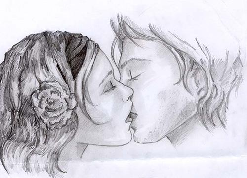 Мечтательный поцелуй