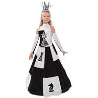 Стихи к костюму Шахматная королева