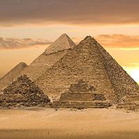 Стихи о Египетских пирамидах