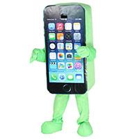 Стихи к костюму Мобильный телефон