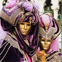 Венецианский карнавал — стихи