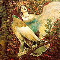 Стихи о птице Алконост