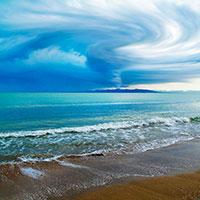 Стихи про морской бриз