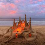 Стихи о песочных замках, замках из песка