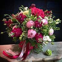 Стихи о букете цветов