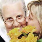 Поздравления на 8 марта бабушке