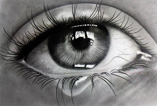 Забытая слеза