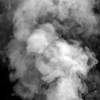 Стихи про дым