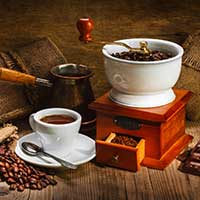 Стихи о кофемолке
