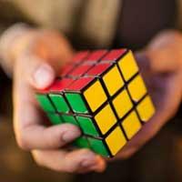 Стихи про кубик Рубика