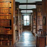 Стихи о библиотеке