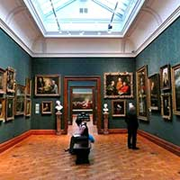 Стихи о галерее