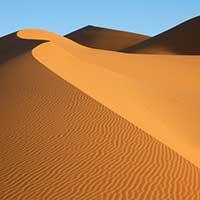 Стихи о песчаных дюнах