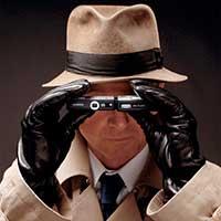 Стихи о частном детективе