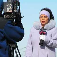 Стихи о корреспондентах