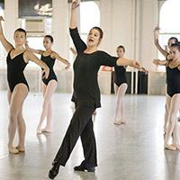 Стихи о балетмейстере
