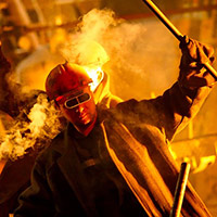 Стихи о металлургах